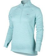 bluza do biegania damska NIKE ELEMENT SPHERE 1/2 ZIP / 686963-437