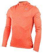 bluza do biegania męska ADIDAS RESPONSE HOODIE / BK3150
