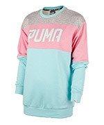 bluza sportowa damska PUMA ATHLETIC CREW SWEAT / 591207-23