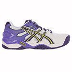buty tenisowe damskie ASICS GEL- RESOLUTION 5 CLAY / E352Y-0133