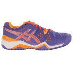 buty tenisowe damskie ASICS GEL- RESOLUTION 6 CLAY / E553Y-3306