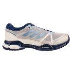 buty tenisowe męskie ADIDAS BARRICADE CLUB / BA9153