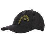 czapka tenisowa HEAD LIGHT FUNCTION CAP / 287035 BK