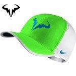 czapka tenisowa NIKE RAFA FEATHERLIGHT CAP Rafael Nadal / 715146-340