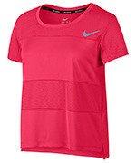 koszulka do biegania damska NIKE DRY TOP SHORT SLEEVE CITY CORE / 836797-617