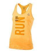 koszulka do biegania damska REEBOK ONE SERIES ACTIVCHILL SINGLET / BK1184