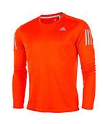 koszulka do biegania męska ADIDAS RESPONSE LONG SLEEVE TEE / BP7485