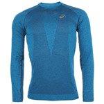 koszulka do biegania męska ASICS SEAMLESS LONG SLEEVE TEE / 134605-8154