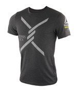 koszulka do biegania męska REEBOK OBSTACLE TERRAIN RACING SHORT SLEEVE TEE 2 / S94285