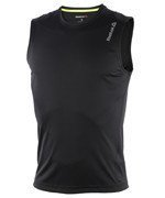 koszulka do biegania męska REEBOK RUNNING ESSENTIALS SLEEVELESS TEE / AJ0348