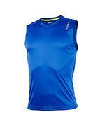 koszulka do biegania męska REEBOK RUNNING ESSENTIALS SLEEVELESS TEE / BK7270
