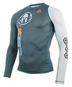 koszulka do biegania męska REEBOK SPARTAN LONG SLEEVE COMPRESSION TEE / S99816