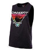 koszulka sportowa damska REEBOK CROSSFIT RETRO CALI MUSCLE TANK / BJ9178
