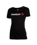 koszulka sportowa damska REEBOK LINEAR READ SCOOP / BK6651