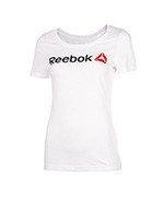 koszulka sportowa damska REEBOK LINEAR READ SCOOP / BK6652