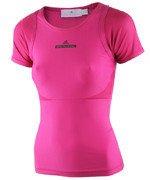 koszulka sportowa damska Stella McCartney ADIDAS STUDIO PERFORMANCE TEE / AH9230