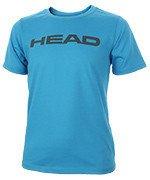 koszulka tenisowa chłopięca HEAD IVAN T-SHIRT / 816123 LBAN