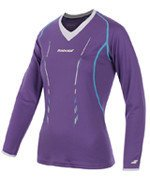 koszulka tenisowa damska BABOLAT LONGSLEEVES MATCH PERFORMANCE / 41S1457-159