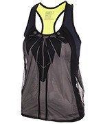 koszulka tenisowa damska LUCKY IN LOVE FIT / CT308-162407