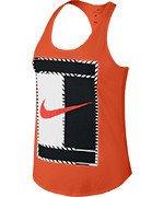 koszulka tenisowa damska NIKE DRY TANK LOGO / 831474-877