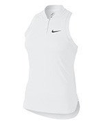 koszulka tenisowa damska NIKE PREMIER ADVANTAGE POLO / 728818-100