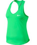 koszulka tenisowa damska NIKE PURE TANK / 728739-300
