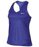 koszulka tenisowa damska NIKE PURE TANK PRINT / 830732-452