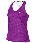 koszulka tenisowa damska NIKE PURE TANK PRINT / 830732-584