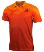 koszulka tenisowa męska ADIDAS ADIZERO POLO / AJ1534