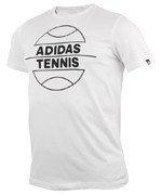 koszulka tenisowa męska ADIDAS TENNIS BALL TEE / AI6003