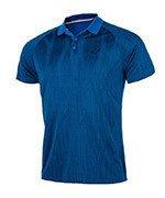 koszulka tenisowa męska ASICS CLUB GRAPHIC POLO / 141145-8154