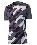 koszulka tenisowa męska HEAD VISION CAMO SHIRT / 811367 AN