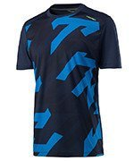 koszulka tenisowa męska HEAD VISION CAMO SHIRT / 811367 NV