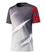koszulka tenisowa męska HEAD VISION GRAPHIC SHIRT / 811227 AN