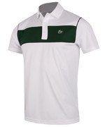 koszulka tenisowa męska LACOSTE POLO / DH7457 FWY