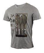 koszulka tenisowa męska LOTTO JONAH III TEE LOTTO VINTAGE / S3395