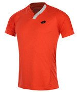 koszulka tenisowa męska LOTTO T-SHIRT CARTER / R4091
