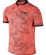 koszulka tenisowa męska NIKE ADVANTAGE POLO PREMIER / 801702-890