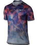 koszulka tenisowa męska NIKE DRY ADVANTAGE POLO SHORT SLEEVE / 854605-497