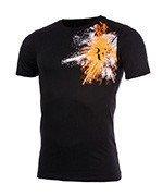 koszulka tenisowa męska NIKE RF TEE / 831482-010
