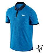 koszulka tenisowa męska NIKE ROGER FEDERER ADVANTAGE POLO PREMIER / 729281-435
