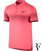 koszulka tenisowa męska NIKE ROGER FEDERER ADVANTAGE POLO PREMIER / 801696-639