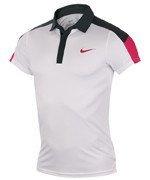 koszulka tenisowa męska NIKE TEAM COURT POLO / 644788-101