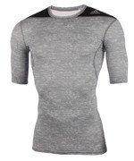 koszulka termoaktywna męska ADIDAS TECHFIT BASE SHORT SLEEVE TEE / D82013