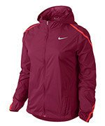 kurtka do biegania damska NIKE IMPOSSIBLY LIGHT JACKET HOODED / 719767-620