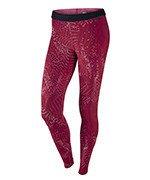 legginsy damskie NIKE LEG-A-SEE LEGGING ALLOVER PRINTED / 804049-620