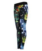 legginsy damskie dwustronne REEBOK CROSSFIT REVERSIBLE HIDDEN JUNGLE CHASE TIGHT / B45245