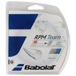 naciąg tenisowy BABOLAT RPM TEAM 12M BLUE