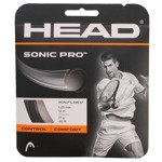 naciąg tenisowy HEAD SONIC PRO 12m black / 281028