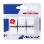 owijka tenisowa BABOLAT X3 PRO SKIN white/biała / 653036-101